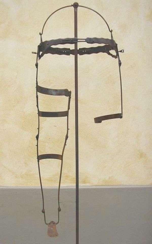 Середньовічне протезування кінцівок людини (21 фото)