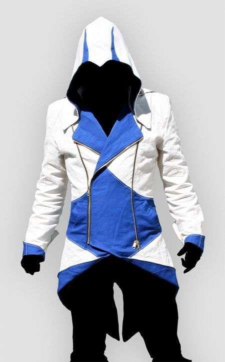 Крута куртка для фанатів Assassins Creed (4 фото)