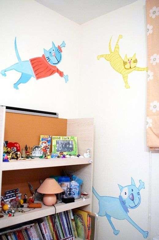Креативний дизайн дитячих (16 фото)