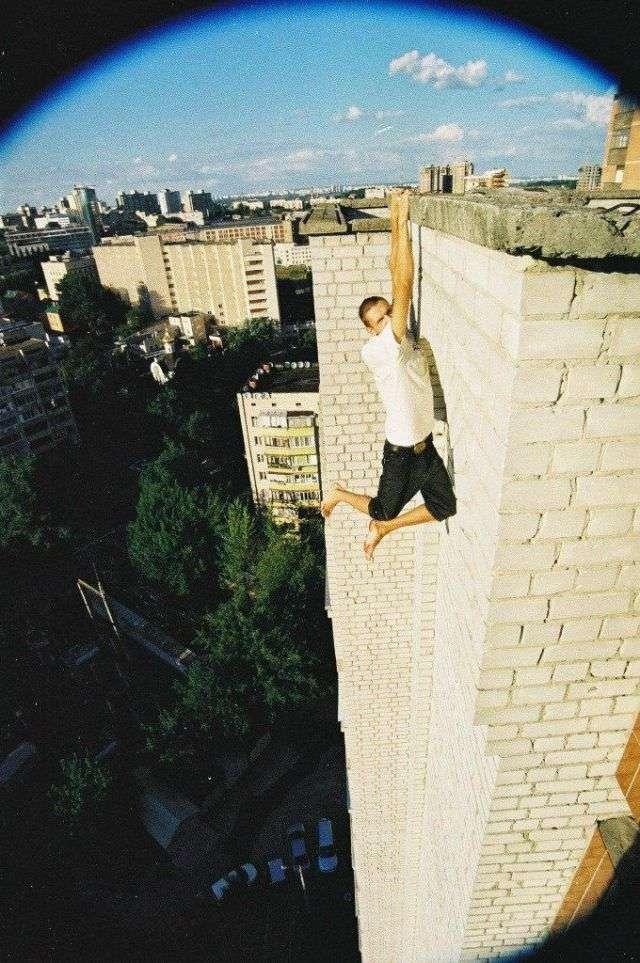 Екстремал з Києва (40 фото)