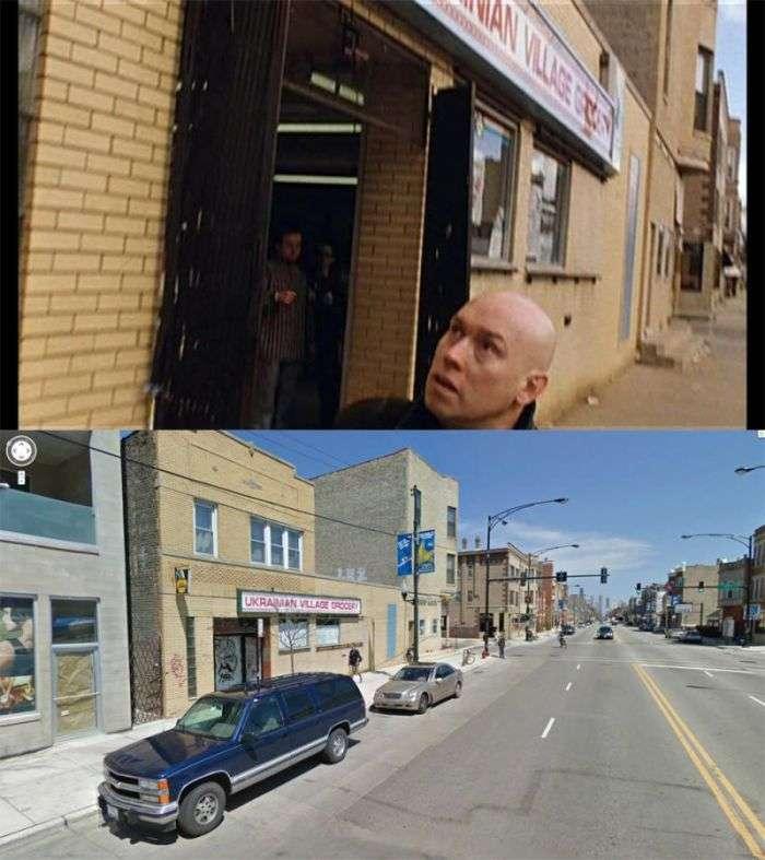 Брат 2 - відомі місця по Google Maps (25 фото)
