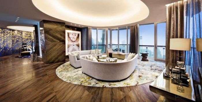 Найдорожча квартира в Азії. 61 мільйон доларів! (8 фото)