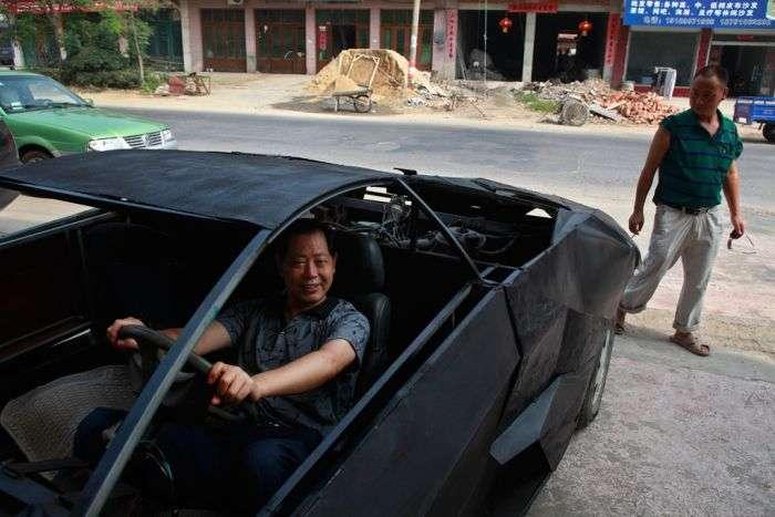 Lamborghini Reventon своїми руками (7 фото)