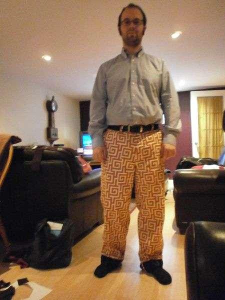 Сучасна мода на дивні штани (34 фото)