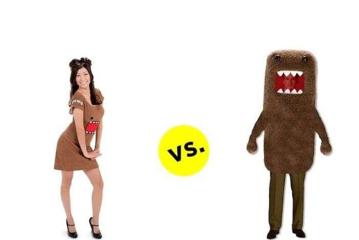 Чим відрізняються чоловічі костюми для рольових ігор від жіночих (22 фото)