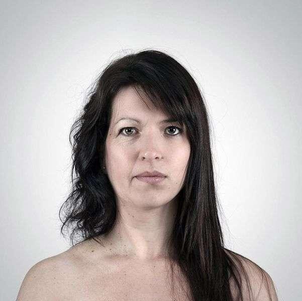 Незвичайні портрети. Частина 2 (15 фото)