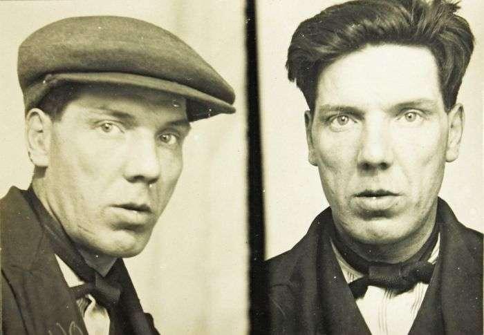 Магшоты злочинців 1930х років (31 фото)