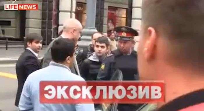 Дагестанська весілля в Москві закінчилася обстрілом перехожих (6 фото + відео)