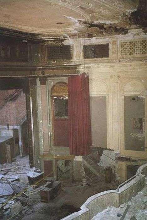 Занедбані багатоповерхівки Детройта (35 фото)