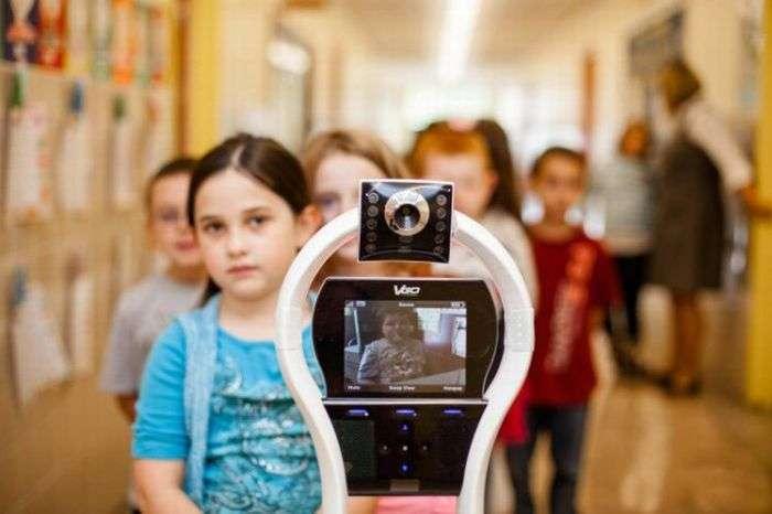 Креативне рішення проблеми з навчанням для хворого хлопчика (6 фото)