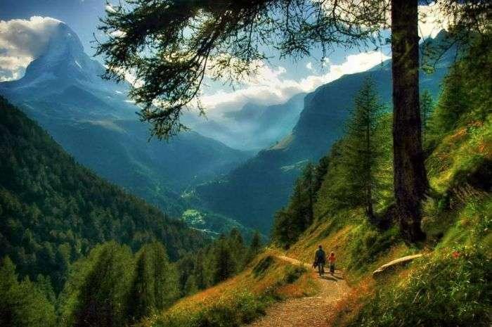 Неймовірно красиві пейзажі (43 фото)