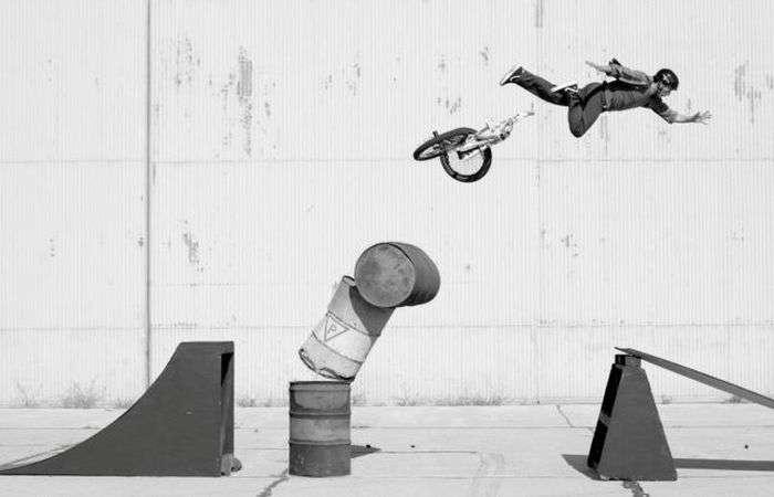 Спортивні знімки, зроблені в потрібний момент (47 фото)