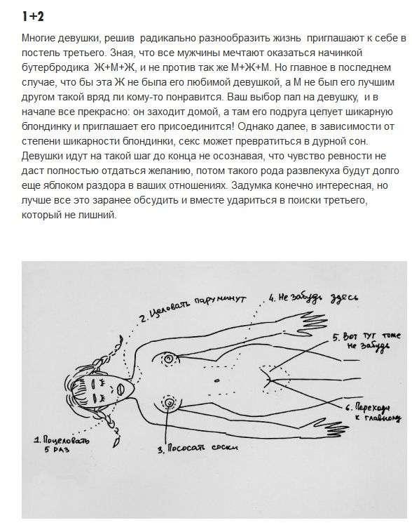 ТОП-10 чоловічих секс-кошмарів (4 картинки + текст)