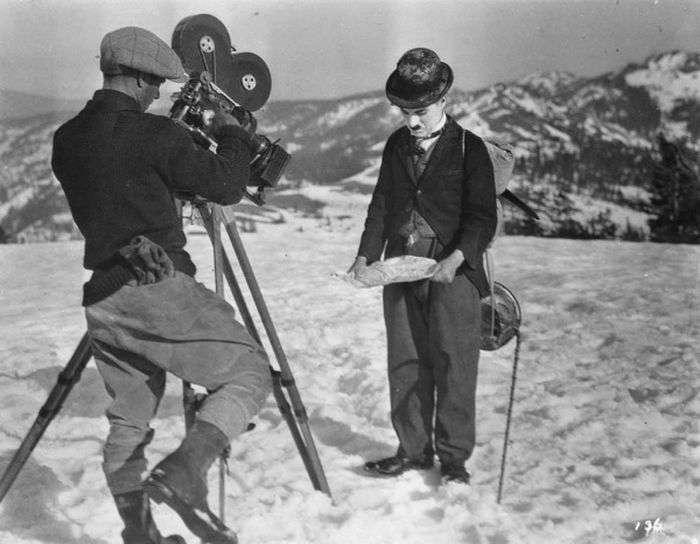 Кадри зі зйомок відомих фільмів (26 фото)