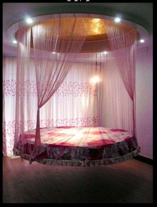 Креативна китайська літаюча ліжко (4 фото)