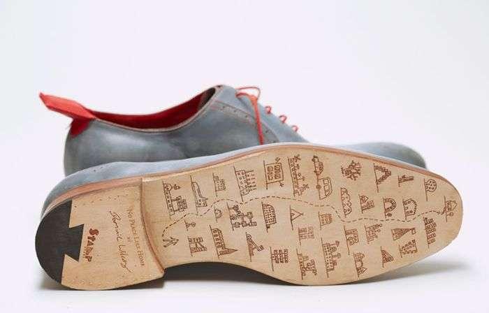 Креативні черевики з функцією автопілот (11 фото)