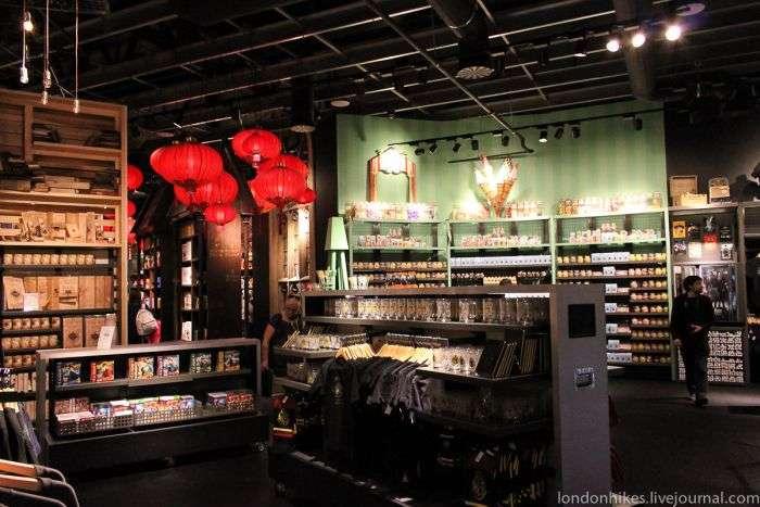 Музей Гаррі Поттера на околиці Лондона (104 фото)