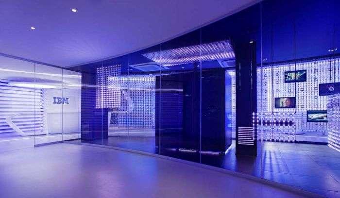 Футуристичний дизайн офісу IBM (14 фото)