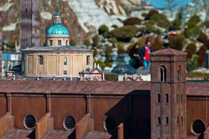 Дивовижна мініатюра італійських памяток (35 фото)