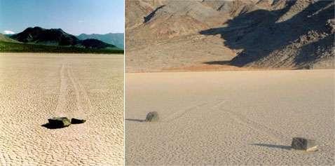 Рухомі камені – Долина Смерті (14 фото)