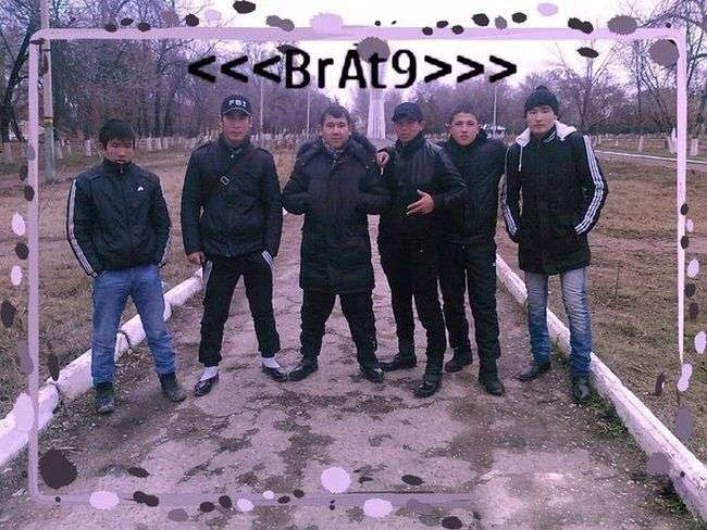 Забавні люди з Казахстану (41 фото)