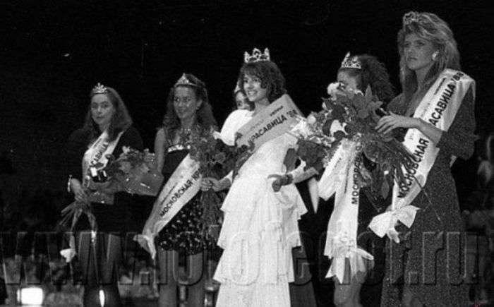 Як проходив перший в СРСР конкурс краси (24 фото)