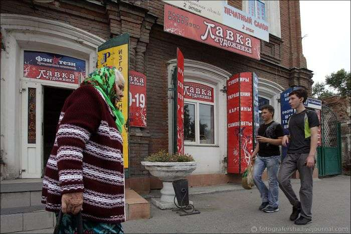 Російська провінція, місто Курган (39 фото)
