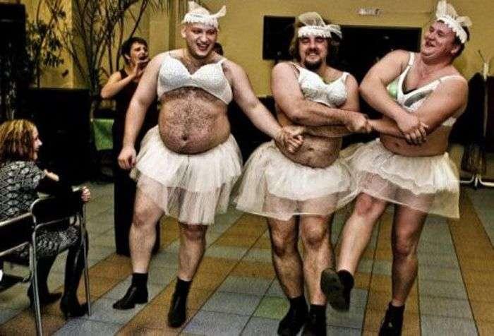 Чоловіки роблять дивні речі (47 фото)