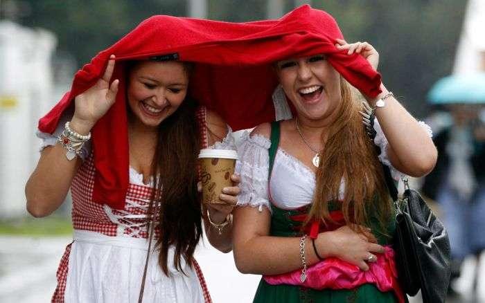 Нова колекція знімків з фестивалю Октоберфест 2012 (31 фото)