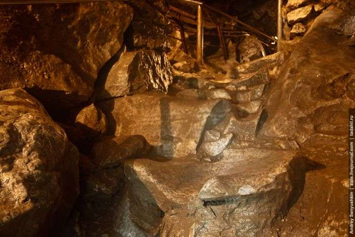Кунгур печера з льоду (54 фото)