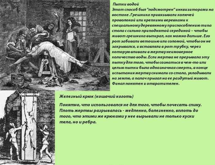 Жорстокі види тортур і страт (11 картинок)