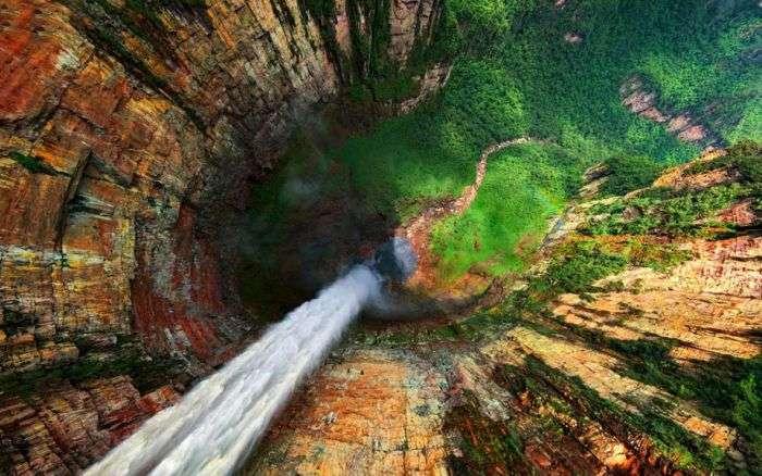 Красиві водоспади (23 фото)