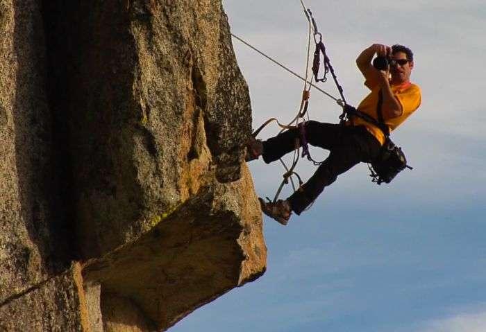 Як виходять фотографії альпіністів (10 фото)