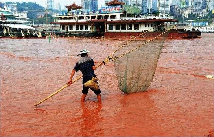 Червона ріка (8 фото)