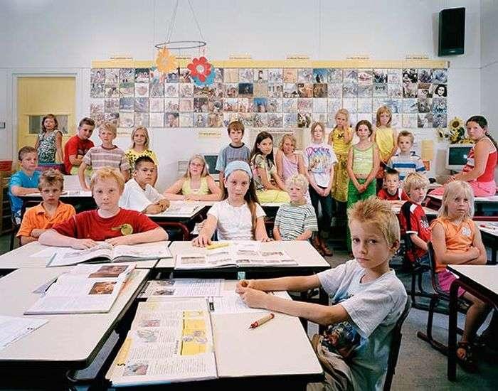 Дивний обряд посвячення в польській католицькій школі (30 фото)