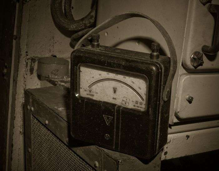 Покинута підводний човен (22 фото)