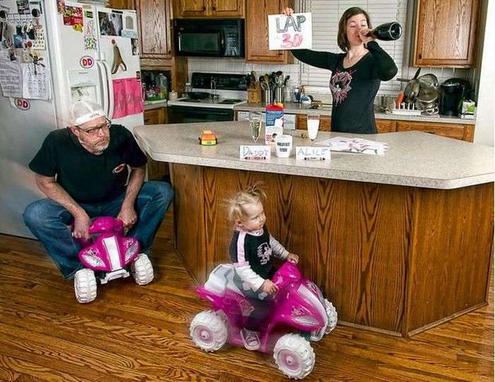 Інструкція для батьків: як не треба робити (32 фото)
