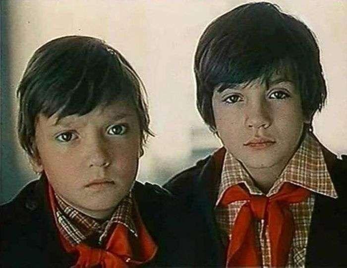 Дізнаєтеся цих акторів? (3 фото)