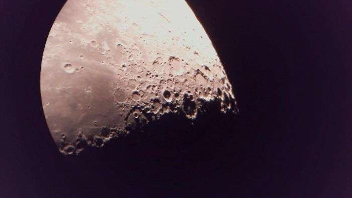 Зєднуємо вебкамеру і телескоп (7 фото)