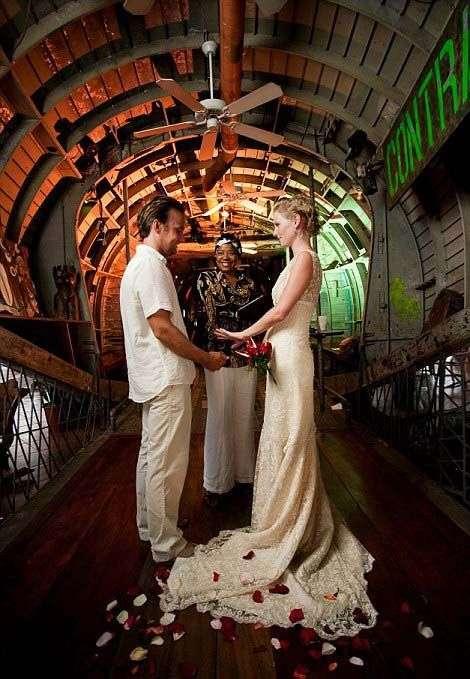 Бюджетна весілля (4 фото)
