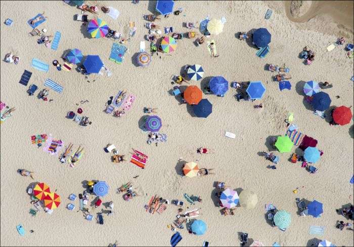 Найкращі пляжі світу з висоти пташиного польоту (39 фото)