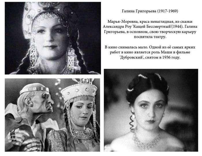 Російські красуні з казок (11 фото)